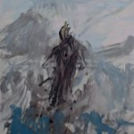 33 - 2012 11 09 Viandante sul mare di nebbia di Caspar David Friedrich