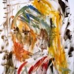 57 - Ragazza con l'orecchino di perla in omaggio a Jan Vermeer 6-3-2014