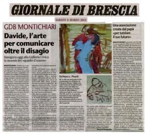 Articolo Davide Pinardi